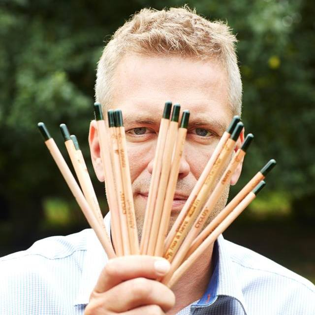 Michael Stausholm_pencils_Sprout_sustainability